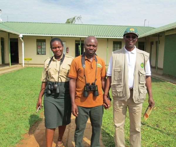 Queen Elizabeth Tour Uganda